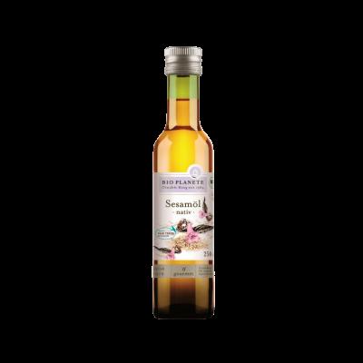 BioPlanete Sesamolie Koldpresset Ø (250 ml)