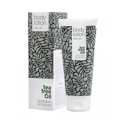 Tea tree oil bodylotion u. parfume ABC 200 ml.