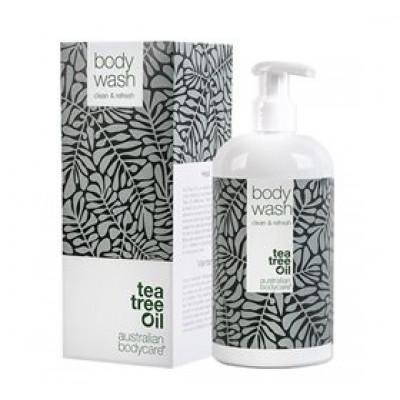 Tea tree oil body wash ABC 200 ml.