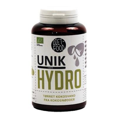 Unik Food Hydro Tørret Kokosvand Ø (150 g)