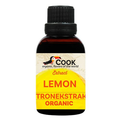 Cook Citronekstrakt Ø (50 ml)