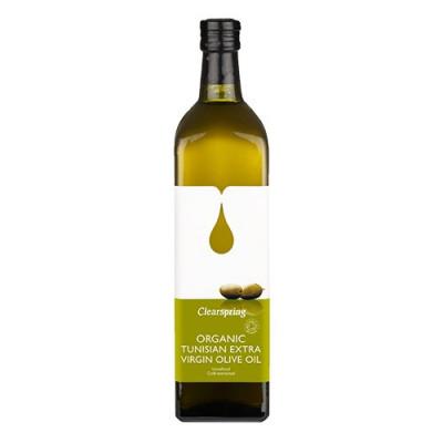 Clearspring Olivenolie ekstra jomfru Ø Tunesien (500 ml)