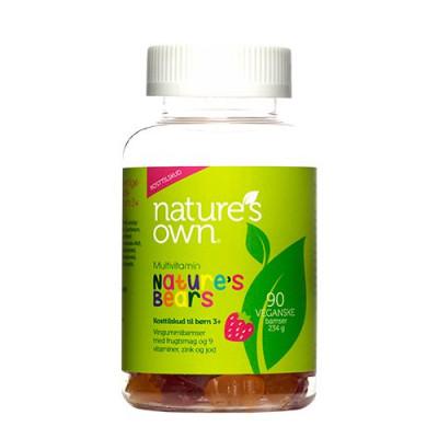 Natures Own Multivitamin Bamser (90 gummies)