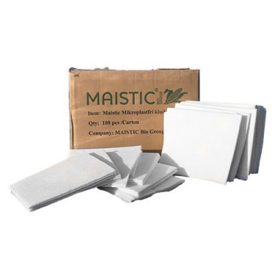 Maistic alltmuligklude u. microfiberplast 100 stk