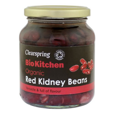 Kidneybønner fra Clearspring Økologiske - 360 gr