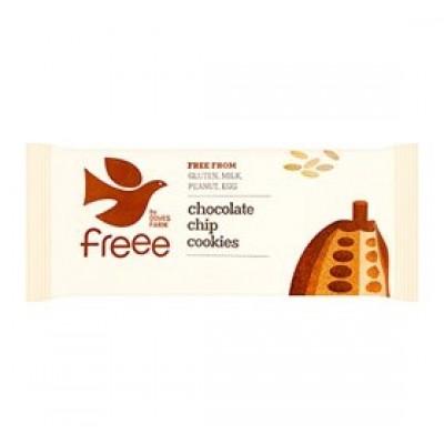Chocolate Chip Cookies Økologiske - 180 gram
