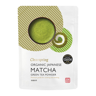 Matcha Grøn Te Pulver (Premium Grade)Ø (40 gr)