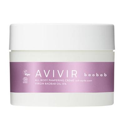 Avivir Baobab Pampering Creme m. Myrtle (200 ml)