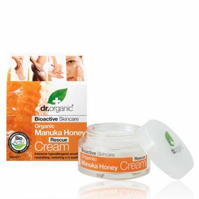 Dr. Organic Manuka Honey Rescue Cream (50 ml)