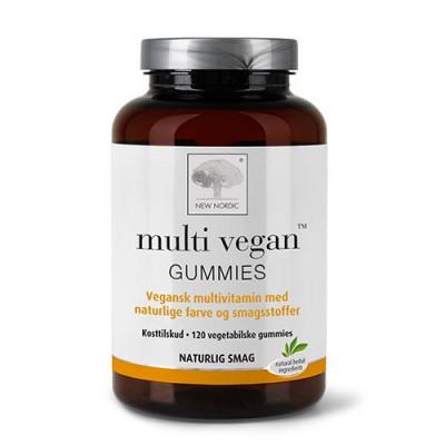 New Nordic Multi Vegan Gummies