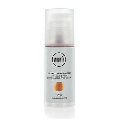 NATURATIV Cooling & Illuminating Body Balm (250 ml)
