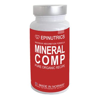 Epinutrics Mineral Comp (60 kaps)