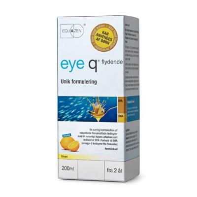 Eye Q Mikstur Fiskeolie (200 ml)