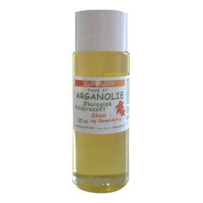 Macurth Skønhedsolie Koldpresset Arganolie Ø (125 ml)