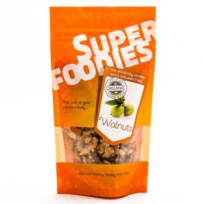 Valnødder Økologiske Super Foodies - 100 gram