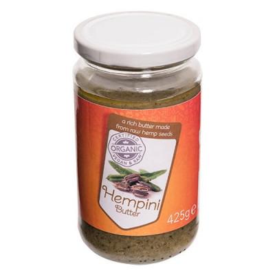 Hempini smør Raw Økologisk - 425 gram