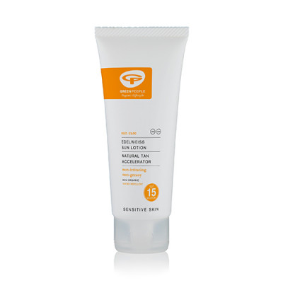 Green People Sol Lotion Spf 15 (100 ml)
