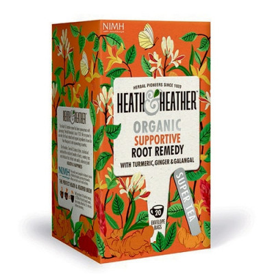 Heath & Heather Root Brew Ø (20 breve)