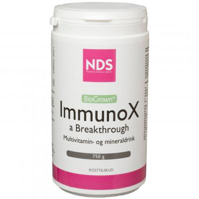 NDS FoodMatriX ImmunoX A Breakthrough - 750 gr.
