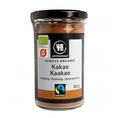 Kakao fair trade 10-12% Ø 110 gr.