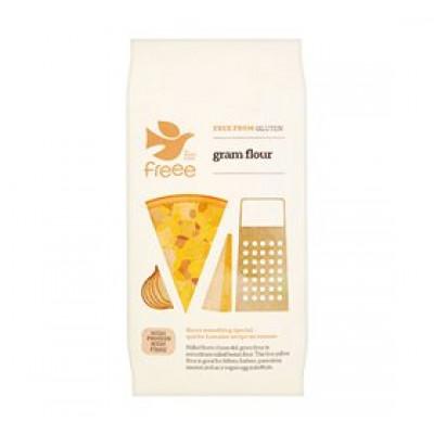Doves Kikærtemel Glutenfri (1 kg)v
