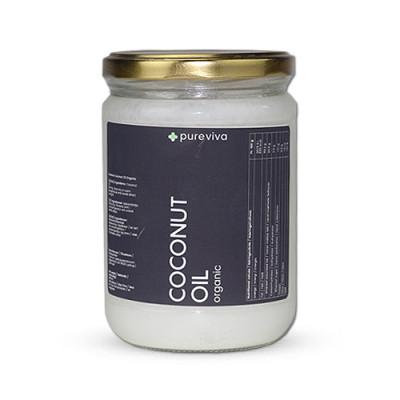 Pureviva Kokosolie (500 ml)