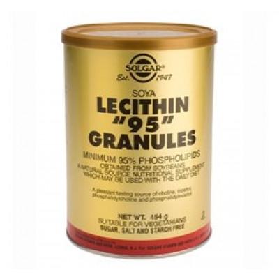Solgar Lecitin 95 Granulat (450 gr)