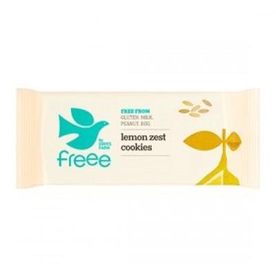 Lemon Zest Cookies Økologiske - 150 gram