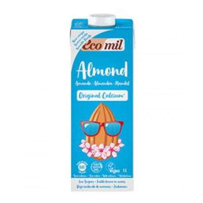 Mandeldrik m. Calcium Ecomil Ø (1 liter)