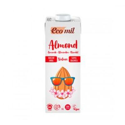 Ecomil Ø Mandeldrik u. tilsat sukker (1 liter)