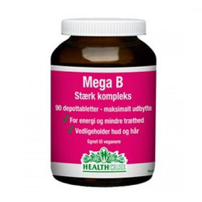 Health Care Multi B-Vitamin kompleks (90 tabletter)