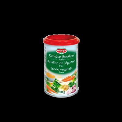 Morga grøntsagsbouillon 400 g
