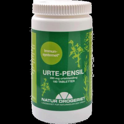 Natur Drogeriet Urte-Pensil 280 mg (180 tabletter)
