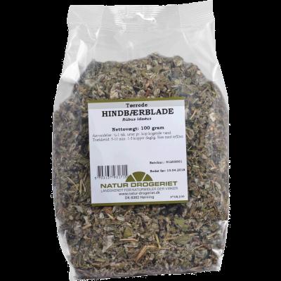 Natur Drogeriet Hindbærblade (100 gr)
