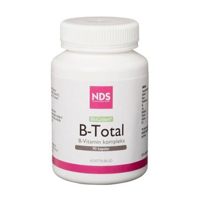 NDS FoodMatrix B-Total - 90 Tab