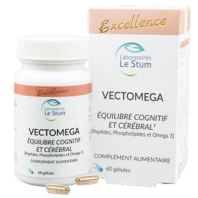 NDS Vectomega Fiskeolie (60 tabletter)