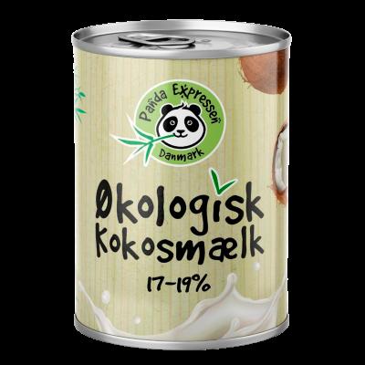 Panda Expressen Kokosmælk Ø 17-19% (400 ml)
