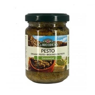 Pesto grøn Genovese Ø 140 gr.