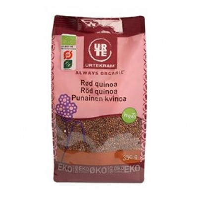 Quinoa rød Ø 350 gr.