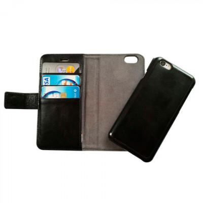 Radicover 2i1 mobilcover ægte læder