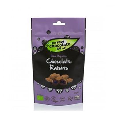 Organic Raw Chocolate Raisins Ø (100 gr)