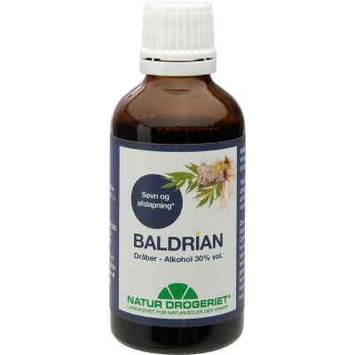 Natur Drogeriet Baldrian Dråber (50 ml)