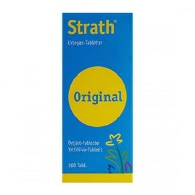 Bio-Strath Urtegær-tabletter (100 tabletter)