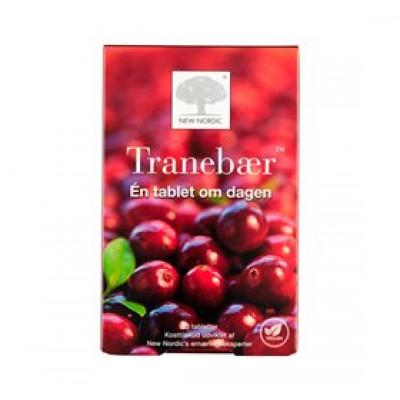 New Nordic Tranebærpillen (30 tabletter)
