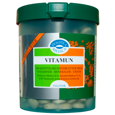 Vitamun (300 tabletter)