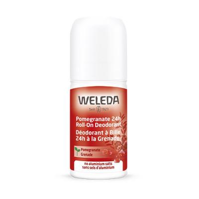 Pomegranate Deodorant roll-on Weleda - 50 ml.