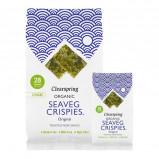 Seaveg Crispies Tangchips Økologiske - 3x5 gram