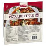 Pizzabunde glutenfri Øko Semper 2 stk. - 300 gr