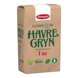 Havregryn glutenfri Økologiske fra Semper - 1 kg