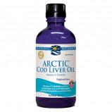 Arctic Cod liver oil Appelsinsmag - 237 ml.